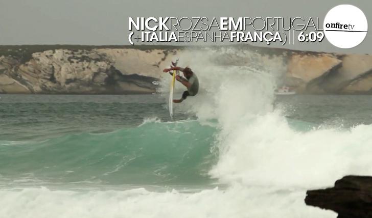 14991Nick Rozsa em Portugal (+Itália, França e Espanha) || 6:09