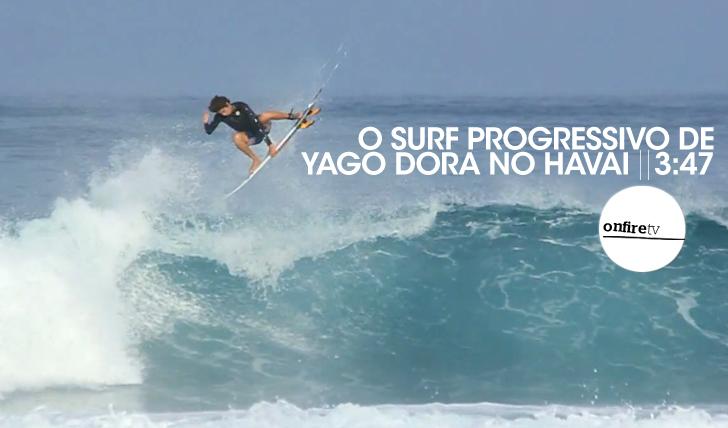 15146O surf progressivo de Yago Dora no Havai || 3:47