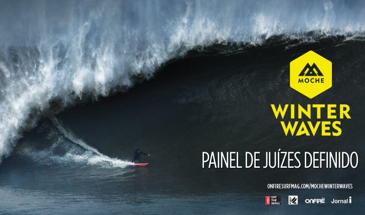 15040Painel de juízes do MOCHE Winter Waves definido