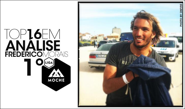 15034Liga Moche | Top16 em Análise | Frederico Morais – 1º lugar