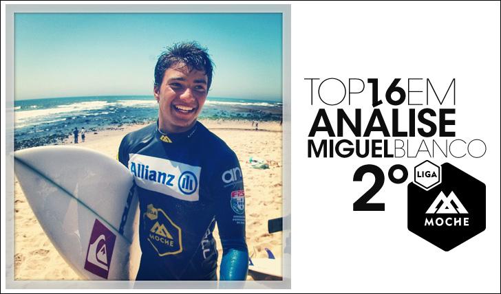 14996Liga Moche | Top16 em Análise | Miguel Blanco – 2º lugar