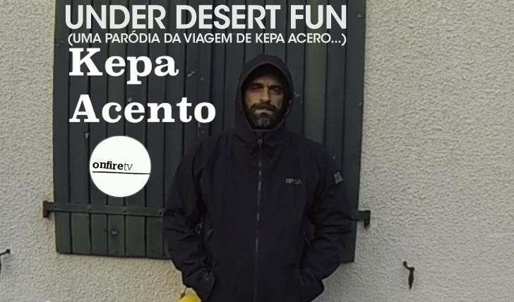 15224Under Desert Fun | Uma paródia || 3:41