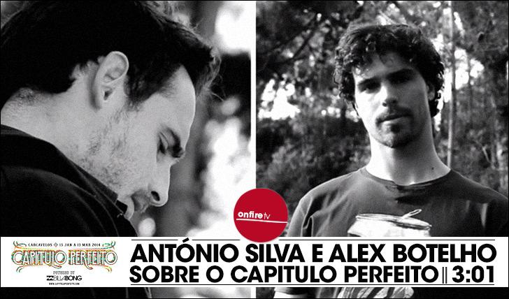 15714António Silva e Alex Botelho sobre o Capítulo Perfeito || 3:01