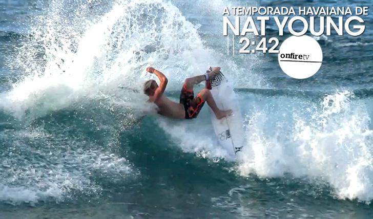 15284A temporada havaiana de Nat Young || 2:42