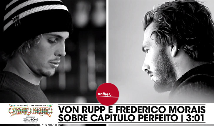 15554Nicolau Von Rupp e Frederico Morais sobre o Capítulo Perfeito || 3:01