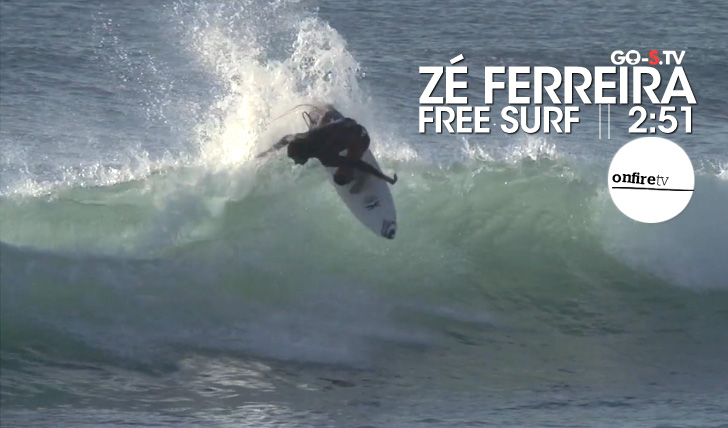 15636Zé Ferreira | Free Surf || 2:51
