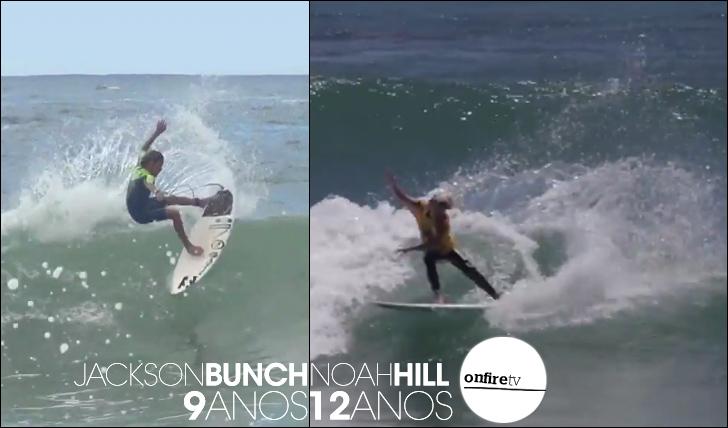 15566Jackson Bunch & Noah Hill | 9 e 12 anos || 2 vídeos