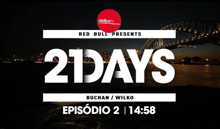 1626421 Days | Buchan e Wilkinson Ep. 02 || 14:58