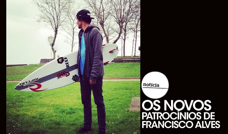 15806Os novos patrocínios de Francisco Alves