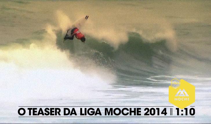 16318O teaser da Liga MOCHE || 1:10