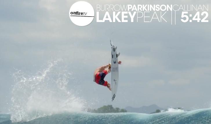 15789Burrow, Parkinson e Callinan em Lakey Peak || 5:42