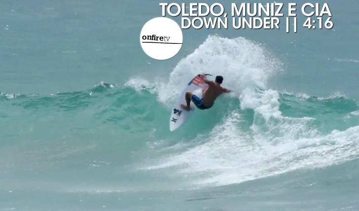 16260Toledo, Muniz e cia | Down Under || 4:16