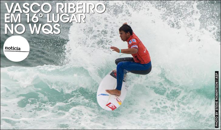 16089Vasco Ribeiro em 16º lugar no WQS
