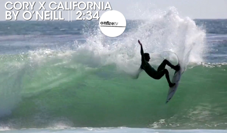 15863Cory Lopez X California | By O'Neill || 2:34