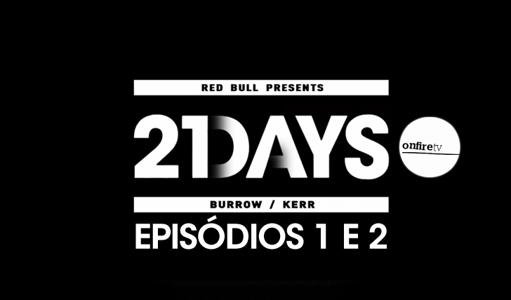 1677321 days | Kerr VS Burrow | Episódios 1 e 2