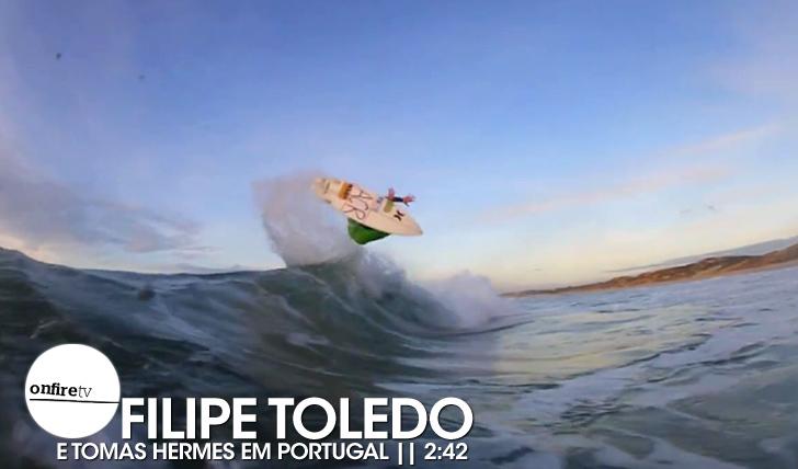16809Filipe Toledo & Tomas Hermes em Pt || 2:42