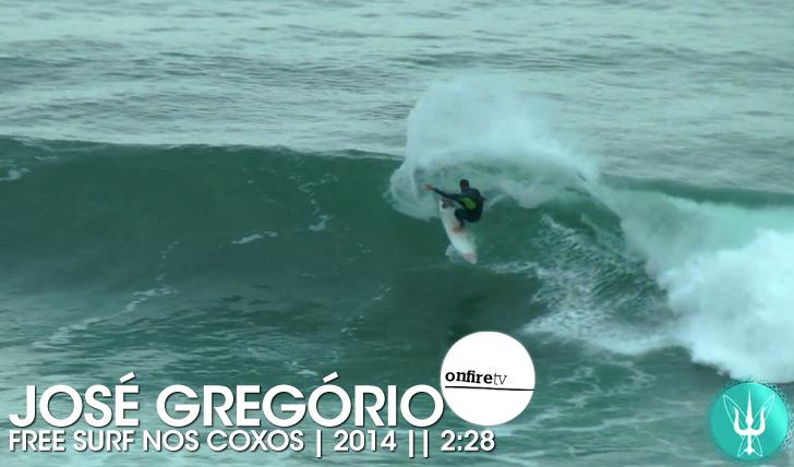 16820José Gregório | Free surf nos Coxos | 2014 || 2:28