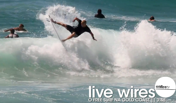 16744Live Wires | Free surf na Gold Coast || 3:48