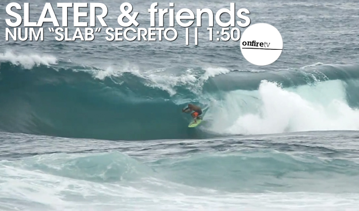 "16756Slater & Friends num ""slab"" secreto 