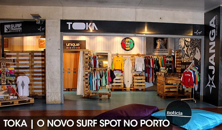 16430TOKA | O novo surf spot no Porto