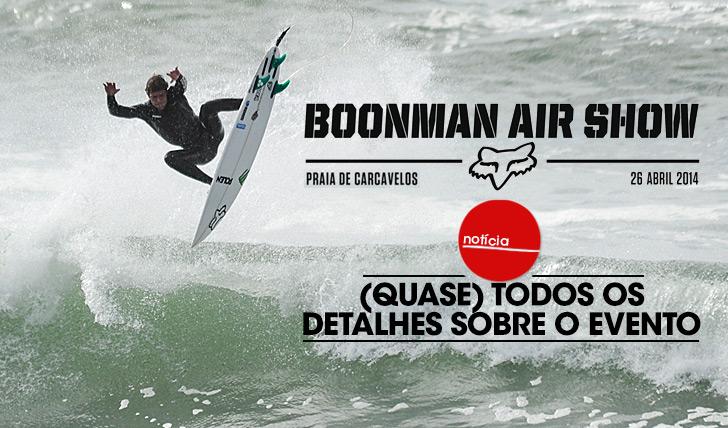 17047(Quase) Todos os detalhes sobre o Boonman Air Show