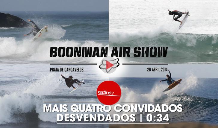 17252Mais quatro convidados desvendados para o Boonman Air Show || 0:34