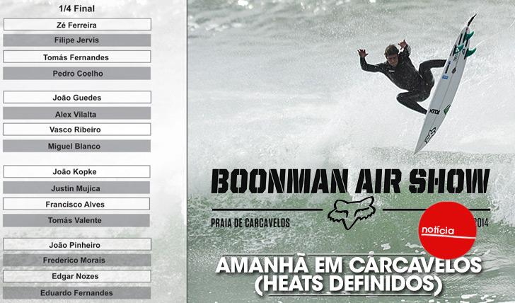 17449Boonman Air Show amanhã em Carcavelos | Heats definidos
