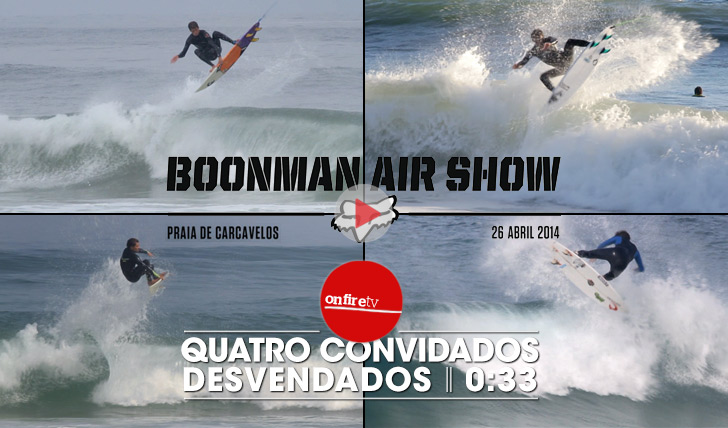 17086Quatro convidados desvendados para o Boonman Air Show || 0:33