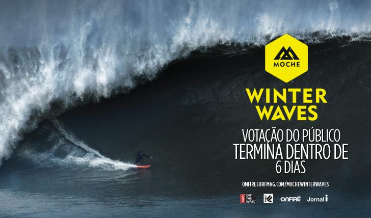 17435MOCHE Winter Waves | Votação do público termina dentro de 6 dias