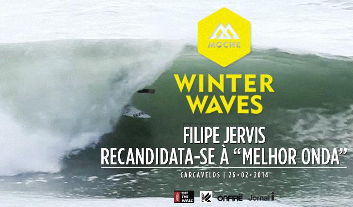 "17016Filipe Jervis recandidata-se à ""Melhor Onda"" do MOCHE Winter Waves"