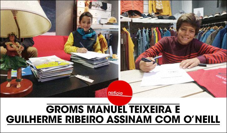 17192Groms Manuel Teixeira e Guilherme Ribeiro renovam com O'Neill
