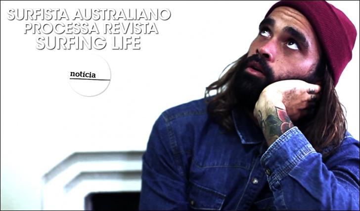 17248Surfista australiano processa revista Surfing Life por difamação