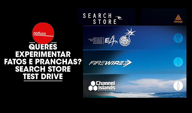 17412Queres experimentar fatos e pranchas? Search Store Test Drive