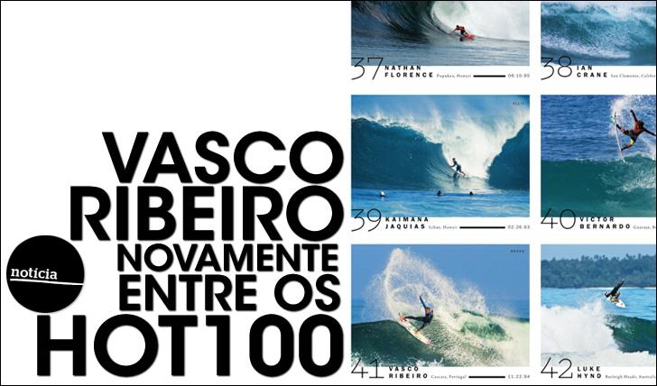 16913Vasco Ribeiro (novamente) entre os Hot100 da SURFER