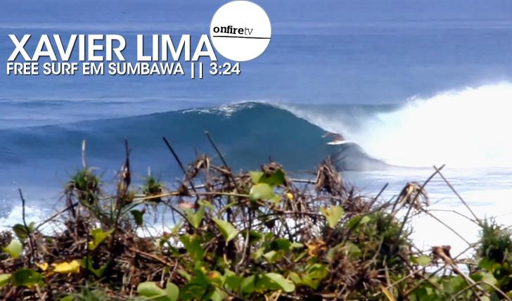 16965Xavier Lima | Free surf em Sumbawa || 3:24