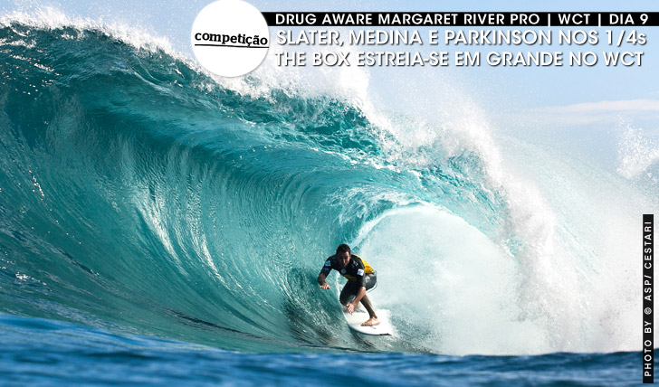 17044The Box estreia-se no WCT | Favoritos avançam | Drug Aware Margaret River Pro