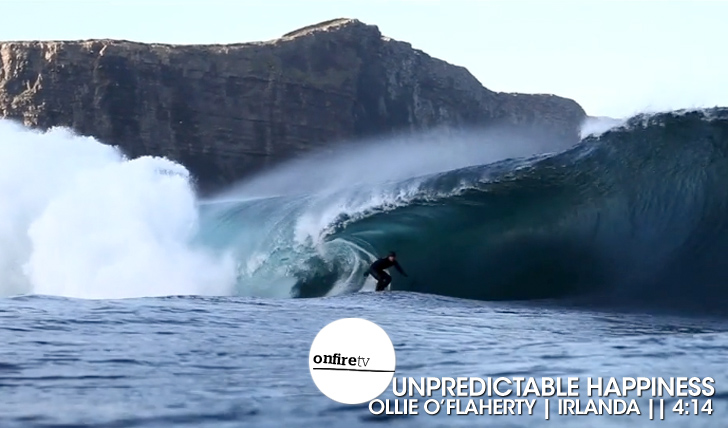 17543Unpredictable Happiness | Ollie O'Flaherty e as pesadas ondas da Irlanda || 4:14