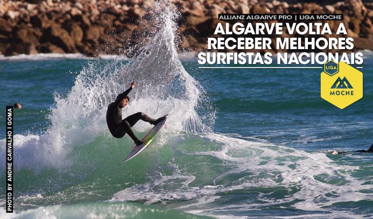 Miguel Mouzinho em sessão de treino no seu adorado Algarve, sessão que lhe valeu esta foto nas páginas da ONFIRE 67.