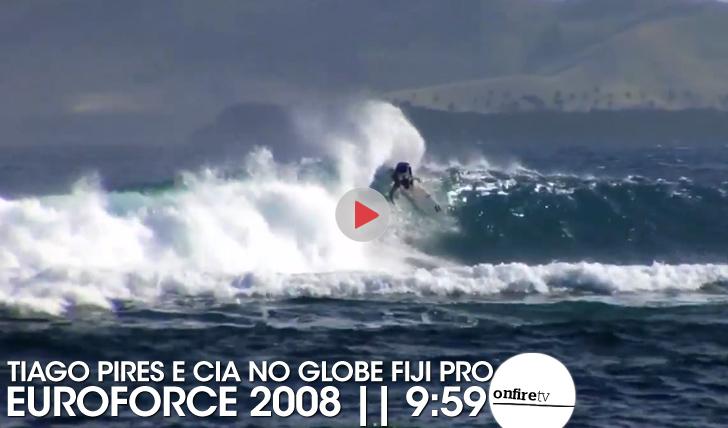 18183Tiago Pires e cia no Globe Fiji Pro | Euroforce 2008 || 9:59