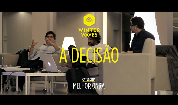 "18084E o vencedor da ""Melhor Onda"" do MOCHE Winter Waves é…"