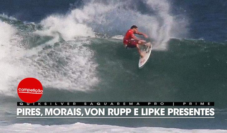 17923Pires, Morais, Von Rupp e Lipke juntos em Saquarema!