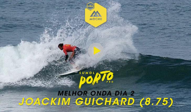 17797Sumol Porto Pro | Melhor Onda | Dia 2 | Joackim Guichard || 1:01