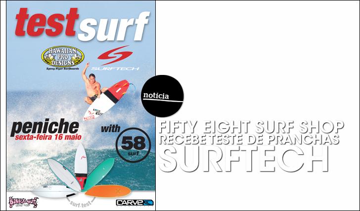 1777258 SurfShop recebe teste de pranchas Surftech