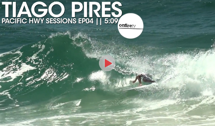 "17968Tiago Pires | ""Pacific HWY Sessions"" 