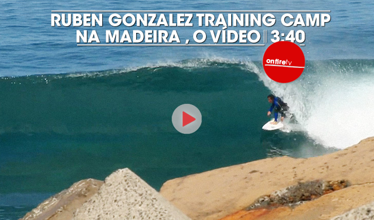 18063O vídeo do Ruben Gonzalez Training Camp na Madeira || 3:40