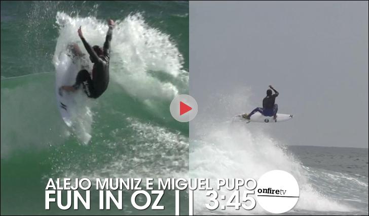 18187Miguel Pupo e Alejo Muniz | Fun in Oz || 3:45