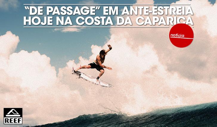 """18469""""De Passage"""" da REEF em ante-estreia hoje na Caparica"""