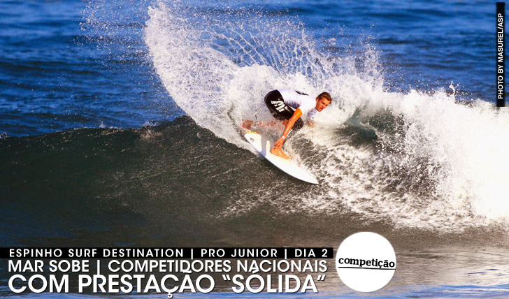 18705Espinho Surf Destination Pro Junior | Dia 2