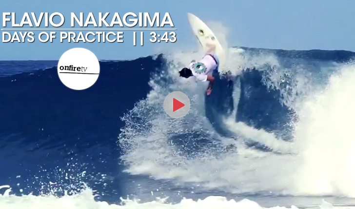 18710Flavio Nakagima | Days of Practice || 3:43