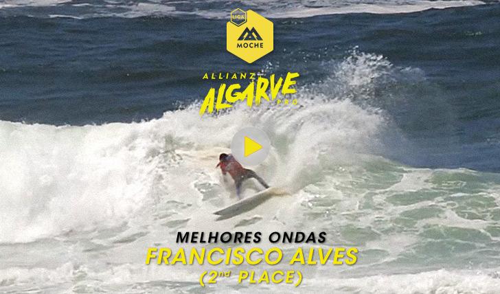 18454Melhores ondas de Francisco Alves, vice-campeão do Allianz Algarve Pro || 2:24